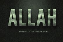 Allah / Lord of All