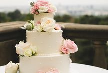 Wedding Cake / A great wedding cake should be as delicious as it is beautiful.