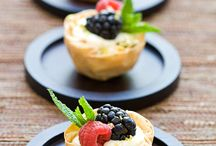 yummy treats / by Vernon Fitzpatrick