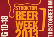 2013 Stockton Beer Week! / Stockton Beer Week is back and bigger than ever!   From August 10-18, Stockton area bars, pubs, and restaurants will be flowing over with beer-related events! Events will range from tastings and food pairings, to tap take-overs and local brewer education seminars.   Come out and enjoy all that Stockton's craft beer culture has to offer!  www.stocktonbeerweek.com   #stocktonbeerweek / by Visit Stockton