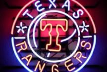 Texas Rangers&Baseball