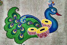 Rangoli - by me