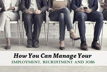 Manage Your Employment
