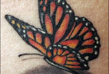 Tatuaggi di farfalle