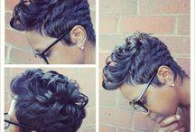 NouriTress Salon & Hair Clinic Photos - Fayetteville, GA / Salon Hair Styles, Treatments & Clients (770)460-9245 www.nouritresssalon.com