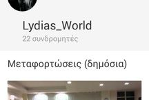 Lydias_World Youtube Channel