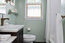 Bathrooms / by Kristen