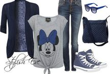 Jeans Wear / Casual wear to spice up your everyday. :)