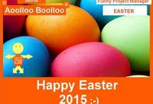 Aoolloo Boolloo Easter