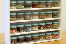 Bead and Craft Storage Ideas