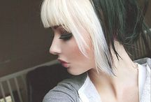 hair inspiration / by Rose So