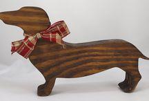 Animali in legno / www.lacivettasulcomo.it