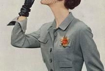 Vintage: Models / by Cheryl Darr