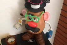 Mr. Potato safari / Mr. Potato Head is da King!!!