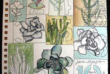 Sketchbooks / Various sketch ideas