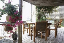 Outdoor Spaces / by Darcie Azzopardi-Whiting
