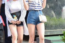 FIESTAR - Jei,Cao Lu,Linzy, Hyemi,Yezi & Cheska