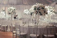 Decorações de casamentos e festas / Festas / by Denise Magalhães