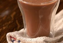 Drinks to keep you warm  / by Amanda Lockwood