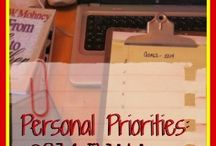 Personal Goals and Priorities / Pins about goals--how to make and keep them and other bloggers who are sharing their goals. Not taking new contributors at this time.
