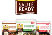 Sauté Ready (Quick & Easy Recipes) / Three delicious flavors with endless possibilities. They are pre-cut and marinated to help you serve a home cooked meal in a hurry. Use in your favorite recipe or just add your own vegetables and serve over rice, pasta or go-to side.