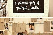 WEDDING Polaroid Guestbook