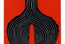 Jack Davidson's prints / Recent monotypes and woodcuts by Jack Davidson, published by Manneken Press.