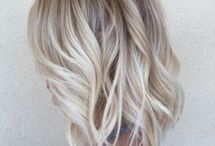 hair styles blonde