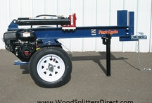 Top Gas Log Splitters / These are WoodSplittersDirect.com's top gas log splitters.  If your looking for a gas log splitter and need help deciding which size to get, feel free to give us a call and talk to our Log Splitter Expert Michael Hirsch.