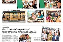 Feria Creaciones de Chile en A las C