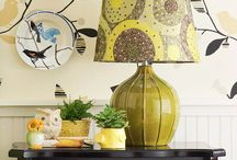 Interior Bliss: Home Decor / by Antionette Morrow