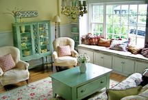 Shabby Chic / by Christine Verstraete