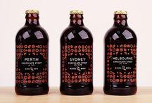 Beer Branding / Breweries' branding design, beer packaging