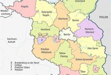 Jugendämter in Deutschland / Alle Jugendämter von Deutschland gelistet mit Landkarte des Bundeslandes