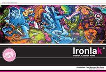 Χρώματα Graffiti