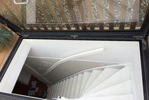 Escalera Sotano cochera