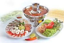 Thailand food in hanoi