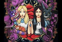 Alice in Wonderland Madness