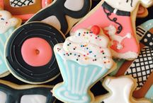 50s Diner/Sock Hop Party Ideas