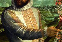 Male Portraits in Art History