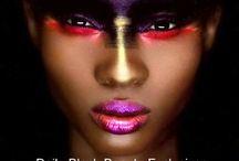 Makeup Editorial Inspo