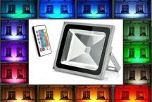 50W RGB Bouwlamp