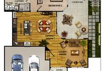 Floor Plans & Details / by Ashley Heinecke