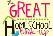 Homeschool  / by Jessica Thomas