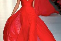 Red Gowns / Red Gowns