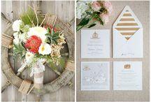 Summer Wedding Themes: Nautical Details