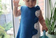 vestido bébé