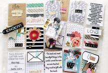 Pocket letter / Pocket letter