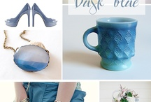 Dust Blue Pantone 2013 / by Kim Sherlock