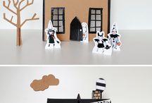 Hallooooooween /  #Halloween #crafts #food #mascara #DIY #costume